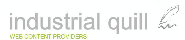 Industrial Quill Writers' Consortium